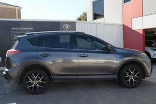 2016 Toyota RAV4 ZSA42R GXL 2WD Graphite 7 Speed Constant Variable Wagon
