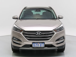 2018 Hyundai Tucson TLE2 MY18 Highlander R-Series (AWD) White 6 Speed Automatic Wagon.