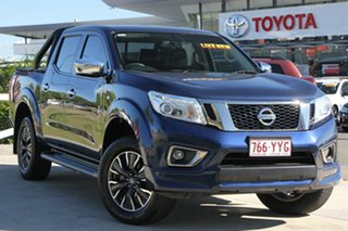 2017 Nissan Navara D23 S2 ST N-SPORT Blue 7 Speed Sports Automatic Utility.
