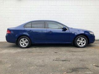 2010 Ford Falcon FG XT Metallic Blue 4 Speed Sports Automatic Sedan