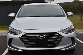 2015 Hyundai Elantra AD MY17 Elite Silver 6 Speed Sports Automatic Sedan