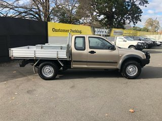 2003 Holden Rodeo TF MY02 LX Space Cab Brown 5 Speed Manual Cab Chassis