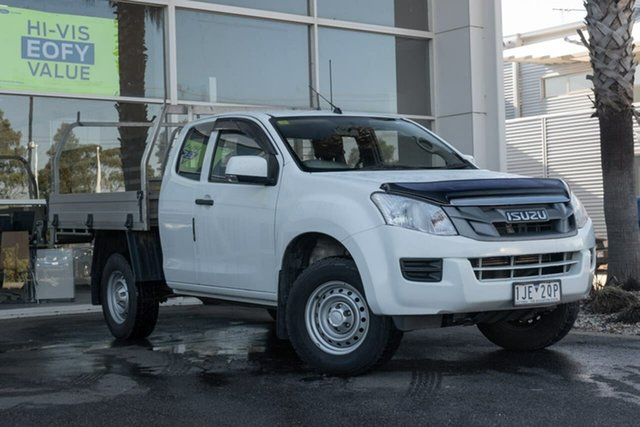 Used Isuzu D-MAX MY15 SX Crew Cab 4x2 High Ride, 2016 Isuzu D-MAX MY15 SX Crew Cab 4x2 High Ride 5 Speed Sports Automatic Utility