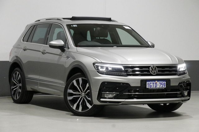 Used Volkswagen Tiguan 5NA MY19 162 TSI Highline, 2019 Volkswagen Tiguan 5NA MY19 162 TSI Highline Grey 7 Speed Auto Direct Shift Wagon