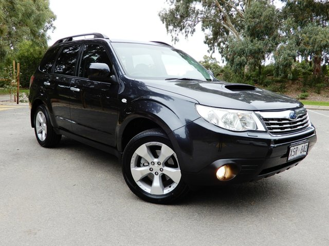 Used Subaru Forester S3 MY09 XT AWD Premium, 2008 Subaru Forester S3 MY09 XT AWD Premium Grey 4 Speed Sports Automatic Wagon