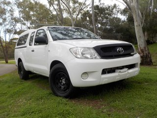 2009 Toyota Hilux GGN15R MY09 SR Xtra Cab 4x2 5 Speed Automatic Utility.