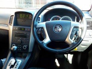 2008 Holden Captiva CG MY09 LX AWD Grey 5 Speed Sports Automatic Wagon