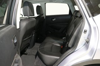 2010 Nissan Dualis J10 MY10 TI (4x2) Grey 6 Speed CVT Auto Sequential Wagon