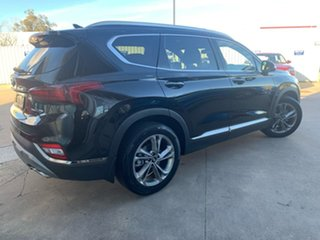 2019 Hyundai Santa Fe TM MY19 Highlander Phantom Black 8 Speed Sports Automatic Wagon