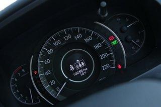 2013 Honda CR-V RM VTi Navi White 5 Speed Automatic Wagon