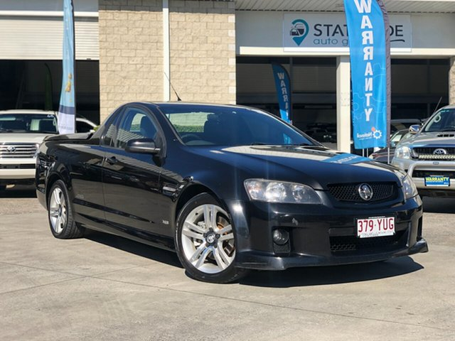 Used Holden Ute VE MY10 SS, 2010 Holden Ute VE MY10 SS 6 Speed Manual Utility