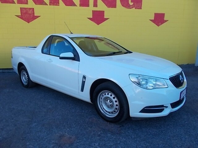 Used Holden Ute VF MY14 Ute, 2013 Holden Ute VF MY14 Ute White 6 Speed Sports Automatic Utility