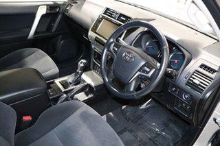 2017 Toyota Landcruiser Prado GDJ150R MY17 GXL (4x4) Silver 6 Speed Automatic Wagon