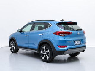 2018 Hyundai Tucson TLE2 MY18 Highlander R-Series (AWD) Blue 6 Speed Automatic Wagon