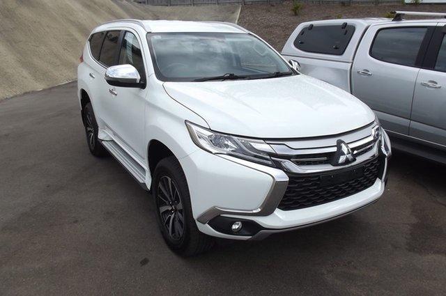Used Mitsubishi Pajero Sport QE MY18 GLS, 2018 Mitsubishi Pajero Sport QE MY18 GLS White 8 Speed Sports Automatic Wagon