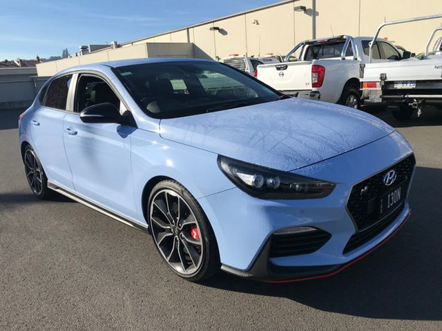 Demo Hyundai i30 PDe.3 MY19 N Fastback Performance, 2018 Hyundai i30 PDe.3 MY19 N Fastback Performance Performance Blue 6 Speed Manual Coupe