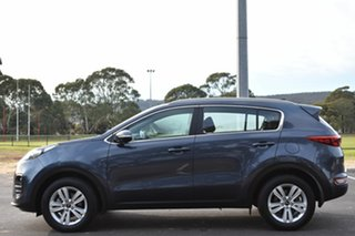 2017 Kia Sportage QL MY17 Si 2WD Blue 6 Speed Sports Automatic Wagon