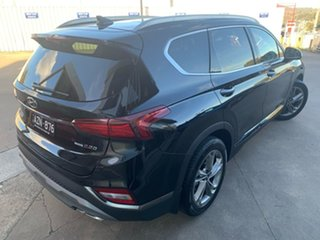 2019 Hyundai Santa Fe TM MY19 Highlander Phantom Black 8 Speed Sports Automatic Wagon.