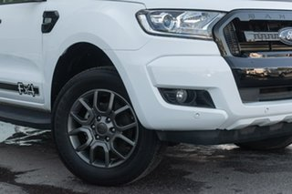 2017 Ford Ranger PX MkII 2018.00MY FX4 Double Cab 6 Speed Manual Utility.