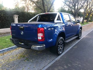 2018 Holden Colorado RG MY19 LTZ Pickup Crew Cab Blue 6 Speed Sports Automatic Utility