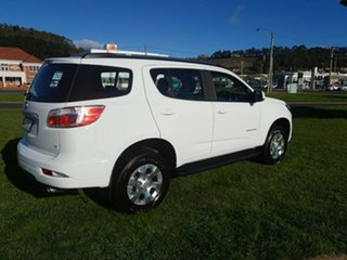 2019 Holden Trailblazer RG MY19 LT Summit White 6 Speed Sports Automatic Wagon