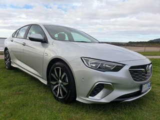 2018 Holden Commodore ZB MY18 RS Liftback Nitrate 9 Speed Sports Automatic Liftback.