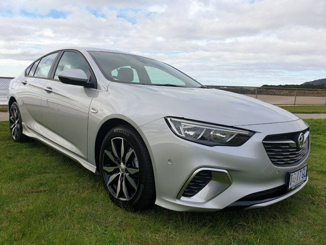 Demo Holden Commodore ZB MY18 RS Liftback, 2018 Holden Commodore ZB MY18 RS Liftback Nitrate 9 Speed Sports Automatic Liftback
