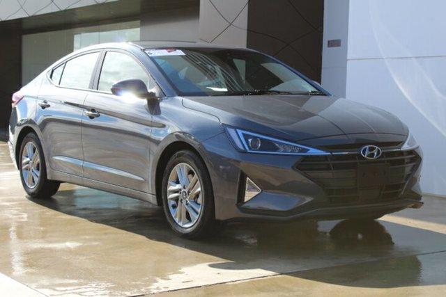 New Hyundai Elantra  , 2019 Hyundai Elantra ACTIVE S.SENSE Iron Gray 6 Speed Automatic Sedan