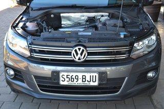 2016 Volkswagen Tiguan 5N MY17 132TSI DSG 4MOTION Comfortline Silver 7 Speed