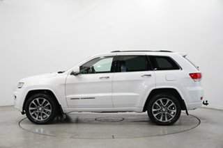 2017 Jeep Grand Cherokee WK MY17 Overland Pearl White 8 Speed Sports Automatic Wagon