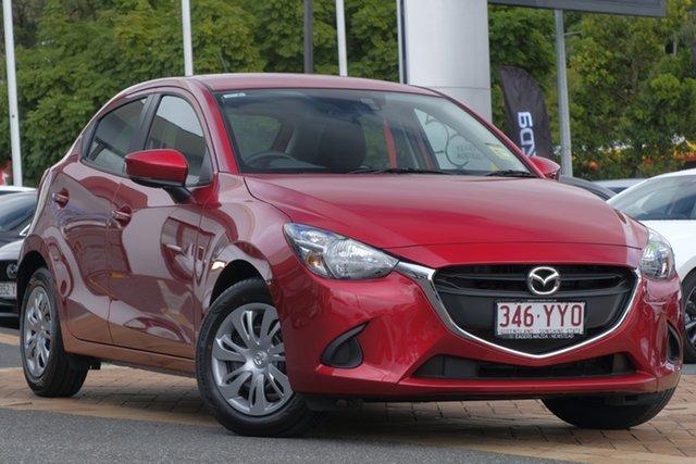 Demo Mazda 2 DJ2HA6 Neo SKYACTIV-MT, 2019 Mazda 2 DJ2HA6 Neo SKYACTIV-MT Soul Red Crystal 6 Speed Manual Hatchback