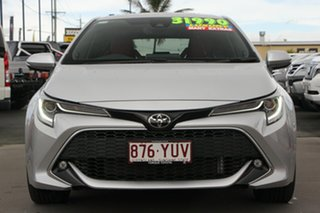 2018 Toyota Corolla ZRE182R ZR S-CVT Silver Pearl 7 Speed Constant Variable Hatchback