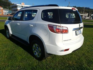 2019 Holden Trailblazer RG MY19 LT Summit White 6 Speed Sports Automatic Wagon.
