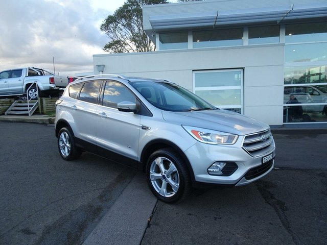 Used Ford Escape ZG Trend PwrShift AWD, 2016 Ford Escape ZG Trend PwrShift AWD Moondust Silver 6 Speed Sports Automatic Dual Clutch Wagon