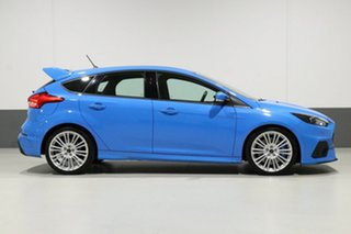 2017 Ford Focus LZ RS Blue 6 Speed Manual Hatchback