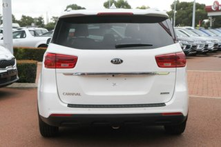 2019 Kia Carnival YP MY19 SI Clear White 8 Speed Sports Automatic Wagon