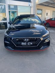 2018 Hyundai i30 PDe.2 MY19 N Performance Phantom Black 6 Speed Manual Hatchback