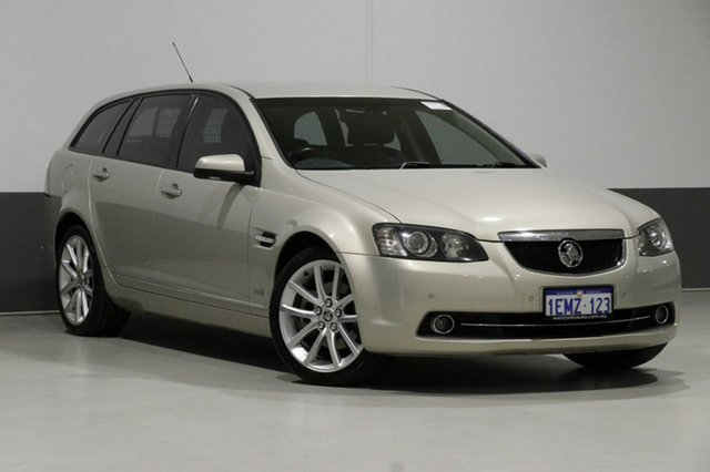 Used Holden Calais VE II V, 2011 Holden Calais VE II V Silver 6 Speed Automatic Sportswagon