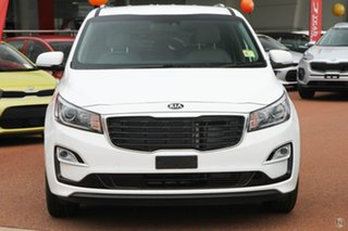 2019 Kia Carnival YP MY19 SI Clear White 8 Speed Sports Automatic Wagon.