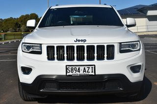 2013 Jeep Grand Cherokee WK MY2013 Laredo Bright White 5 Speed Sports Automatic Wagon