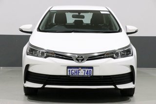 2017 Toyota Corolla ZRE172R MY17 Ascent White 7 Speed CVT Auto Sequential Sedan.