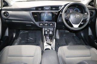 2017 Toyota Corolla ZRE172R Ascent White 7 Speed CVT Auto Sequential Sedan