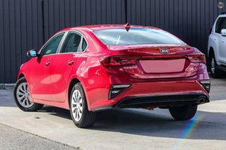 2019 Kia Cerato BD MY19 S Runway Red 6 Speed Sports Automatic Sedan