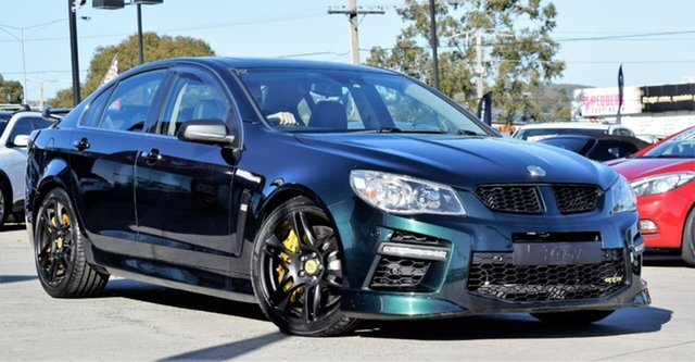 Used Holden Special Vehicles GTS Gen-F MY14 , 2013 Holden Special Vehicles GTS Gen-F MY14 Green 6 Speed Manual Sedan