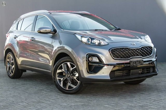 New Kia Sportage QL MY19 Si 2WD Premium, 2019 Kia Sportage QL MY19 Si 2WD Premium Steel Grey 6 Speed Sports Automatic Wagon