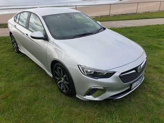 2018 Holden Commodore ZB MY18 RS Liftback Nitrate 9 Speed Sports Automatic Liftback