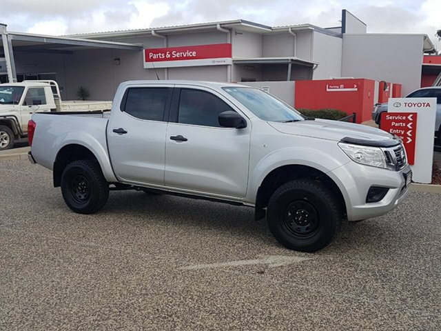 Used Nissan Navara D23 S3 SL, 2018 Nissan Navara D23 S3 SL Silver 7 Speed Sports Automatic Utility