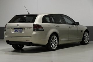 2011 Holden Calais VE II V Silver 6 Speed Automatic Sportswagon