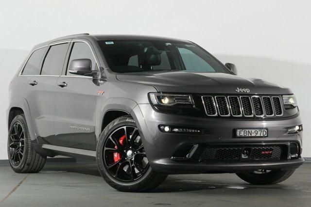 Used Jeep Grand Cherokee WK MY15 SRT, 2015 Jeep Grand Cherokee WK MY15 SRT Grey 8 Speed Sports Automatic SUV