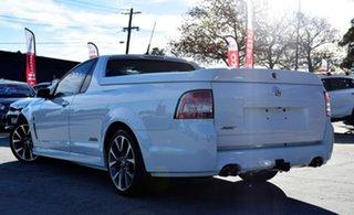 2015 Holden Ute VF MY15 SS V Ute White 6 Speed Manual Utility.